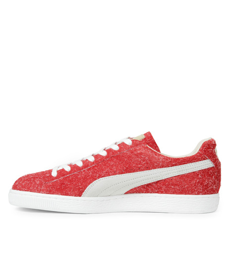 PUMA(プーマ)のSUEDE ANGORA X ML-BORDEAUX(シューズ/shoes)-357437-63 詳細画像2