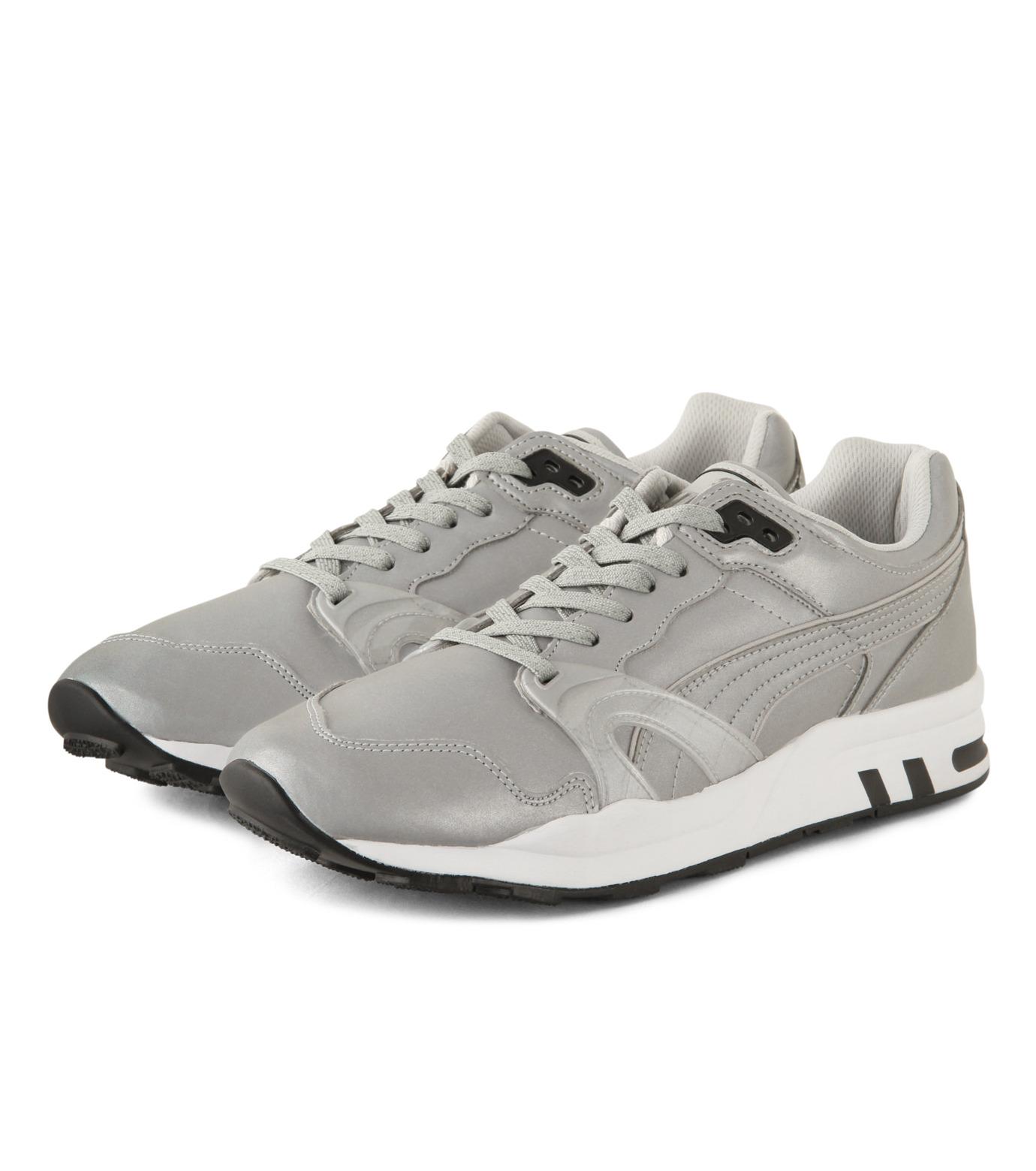 PUMA(プーマ)のXT1 Reflective-WHITE(シューズ/shoes)-358636-4 拡大詳細画像4