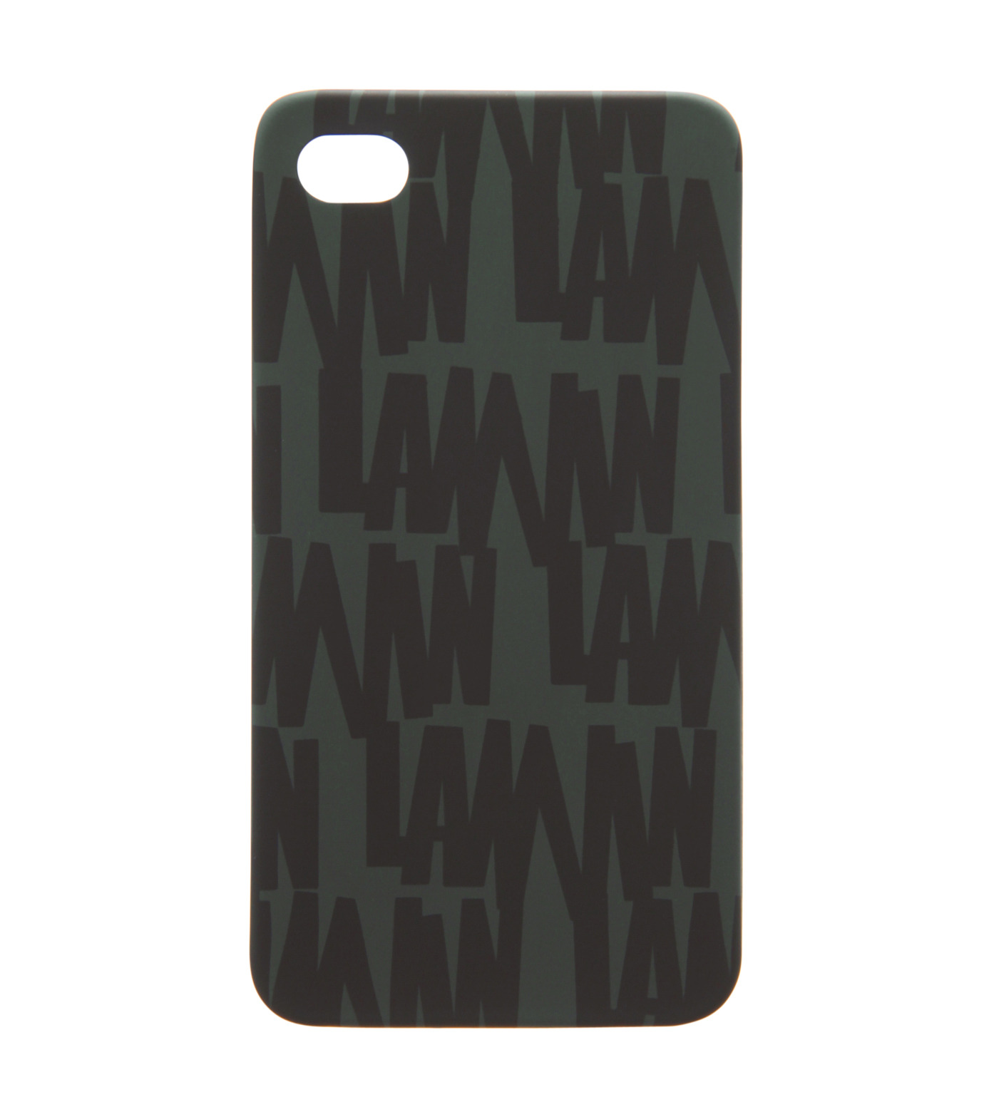Lanvin(ランバン)のI phone4/4S case-GRAY(ケースiphone5/5s/se/case iphone5/5s/se)-360-39646-11 拡大詳細画像1