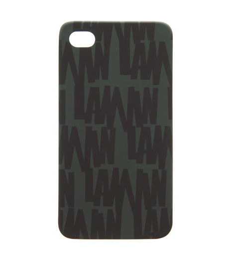 Lanvin(ランバン)のI phone4/4S case-GRAY(ケースiphone5/5s/se/case iphone5/5s/se)-360-39646-11 詳細画像1