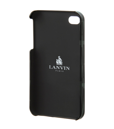 Lanvin(ランバン)のI phone4/4S case-GRAY(ケースiphone5/5s/se/case iphone5/5s/se)-360-39646-11 詳細画像3