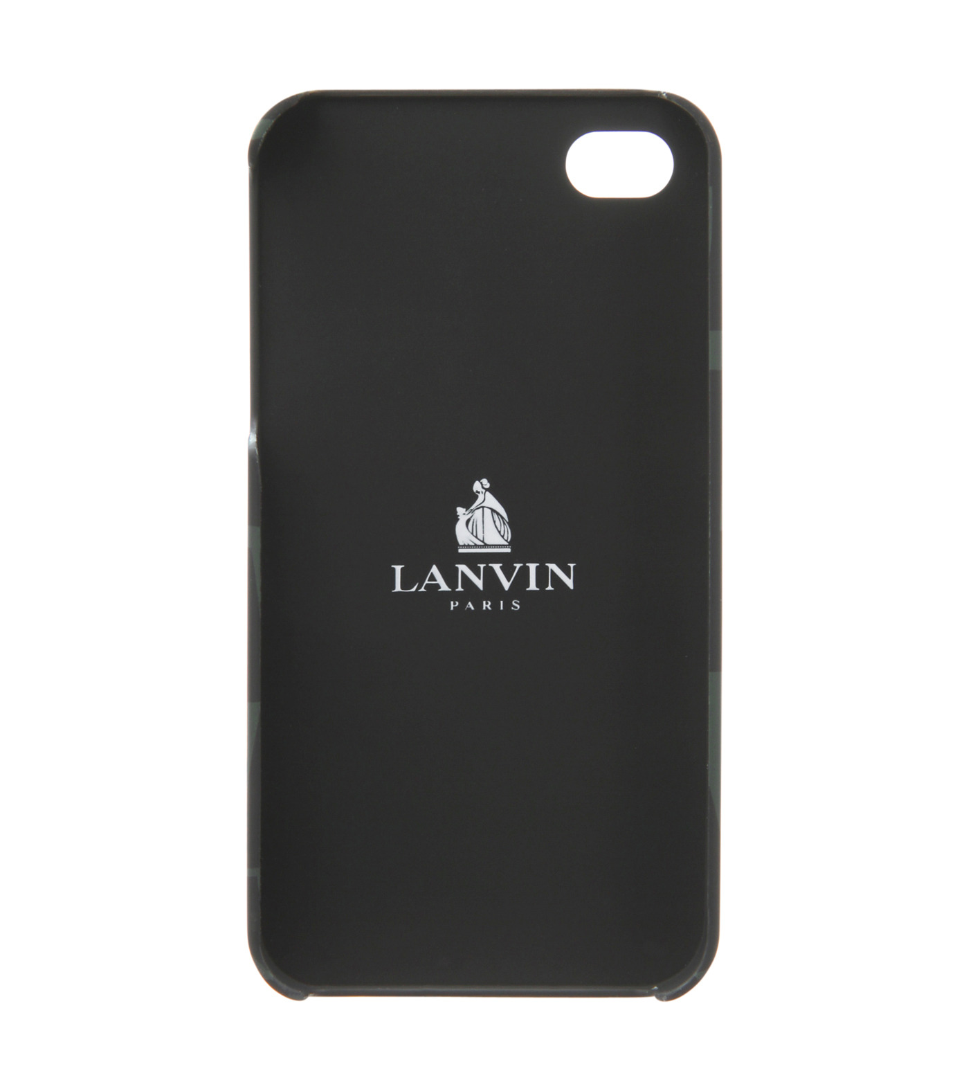 Lanvin(ランバン)のI phone4/4S case-GRAY(ケースiphone5/5s/se/case iphone5/5s/se)-360-39646-11 拡大詳細画像4