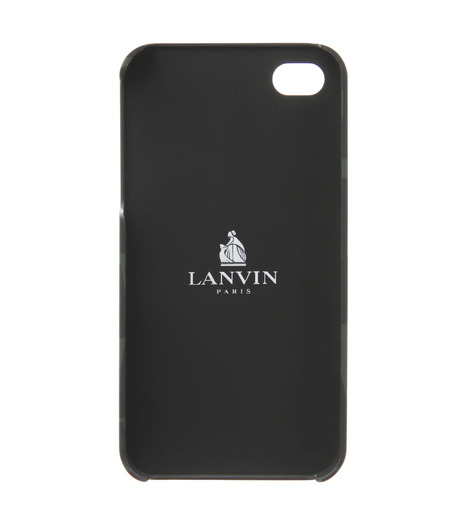 Lanvin(ランバン)のI phone4/4S case-GRAY(ケースiphone5/5s/se/case iphone5/5s/se)-360-39646-11 詳細画像4