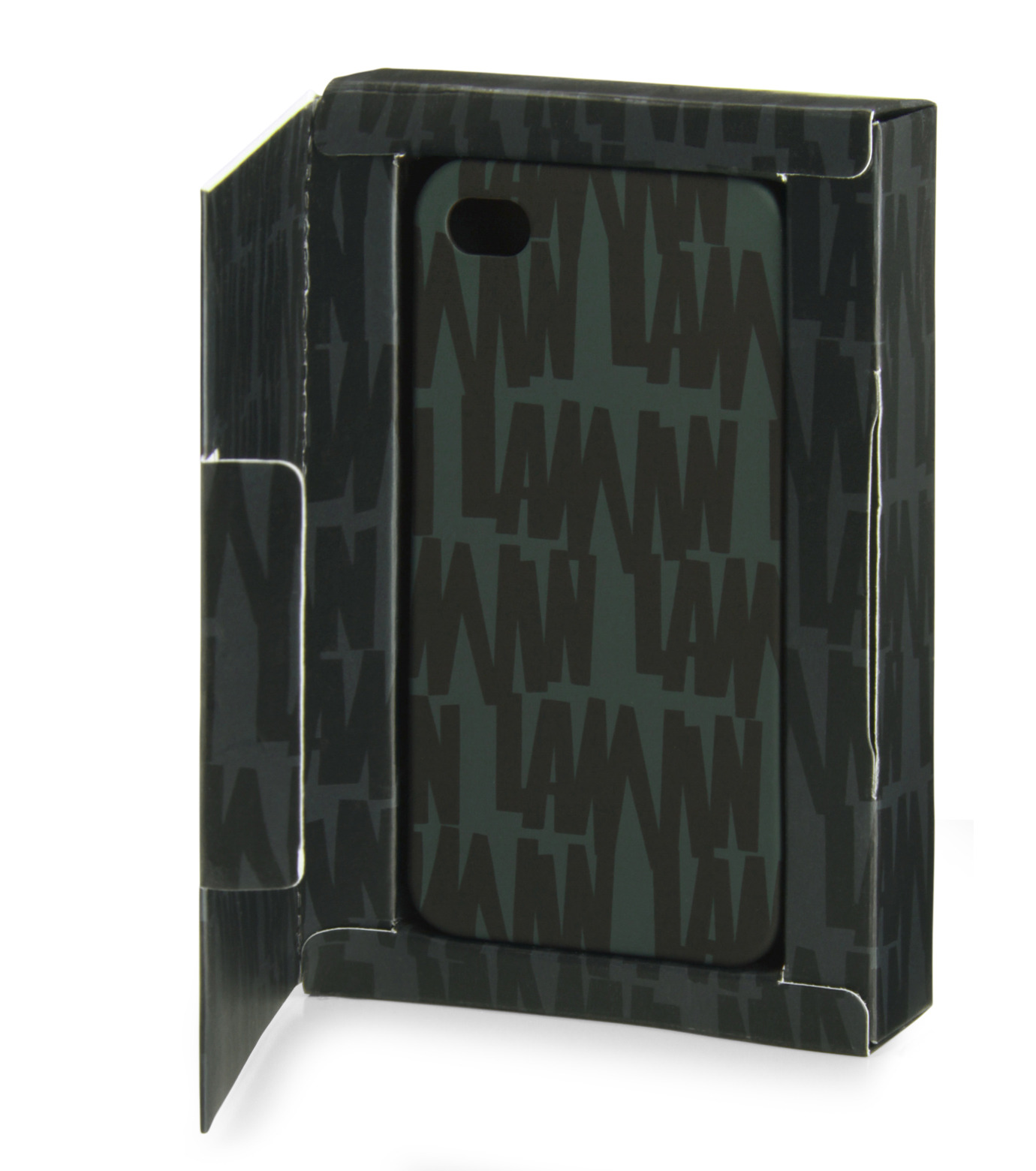 Lanvin(ランバン)のI phone4/4S case-GRAY(ケースiphone5/5s/se/case iphone5/5s/se)-360-39646-11 拡大詳細画像5