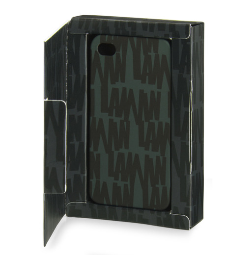 Lanvin(ランバン)のI phone4/4S case-GRAY(ケースiphone5/5s/se/case iphone5/5s/se)-360-39646-11 詳細画像5
