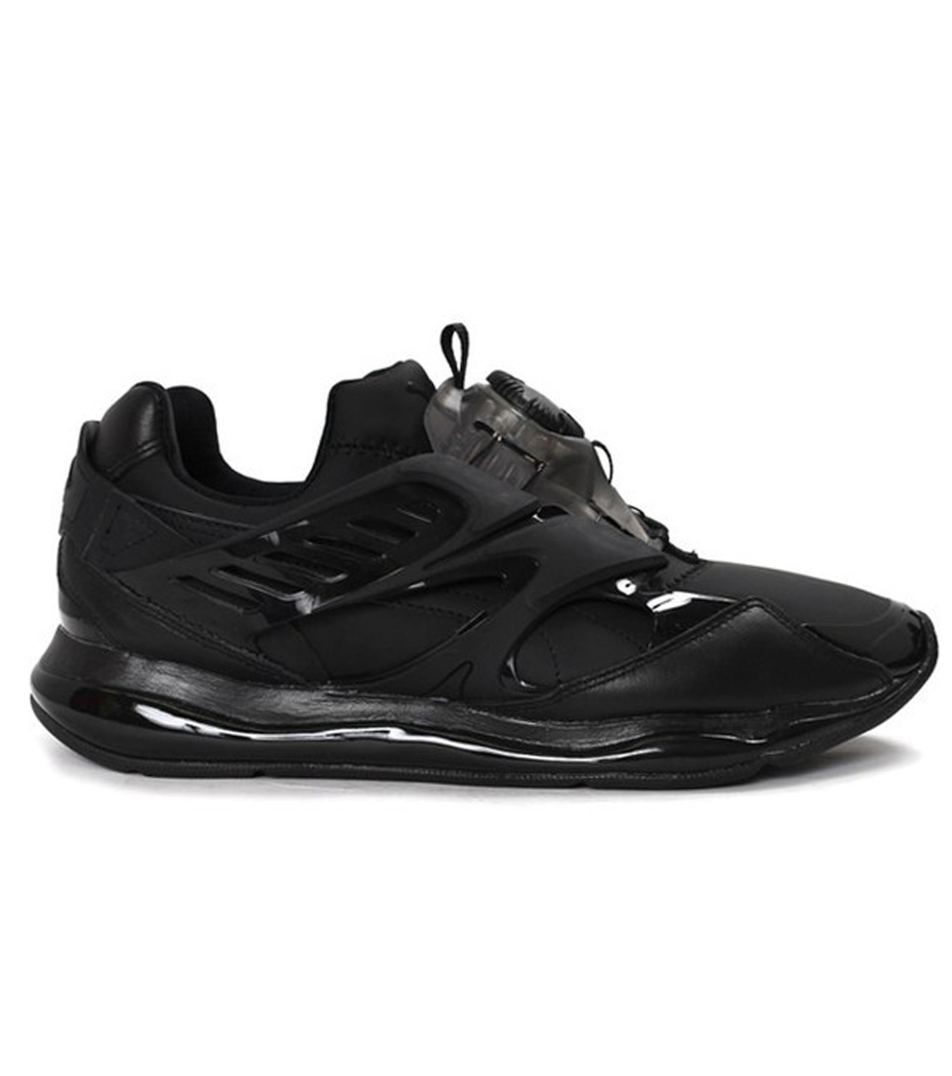 PUMA(プーマ)のDISC BLAZE CELL-BLACK(シューズ/shoes)-360078-13 拡大詳細画像1