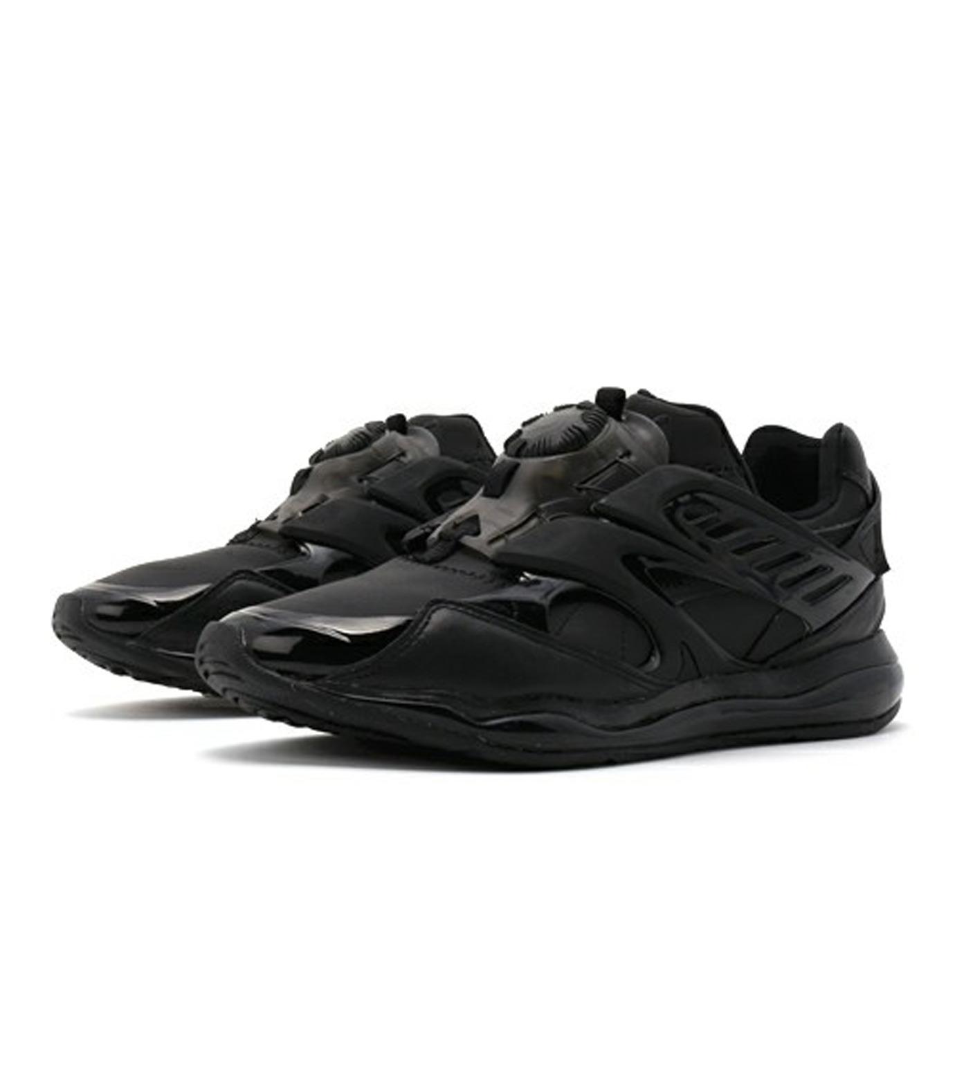 PUMA(プーマ)のDISC BLAZE CELL-BLACK(シューズ/shoes)-360078-13 拡大詳細画像3