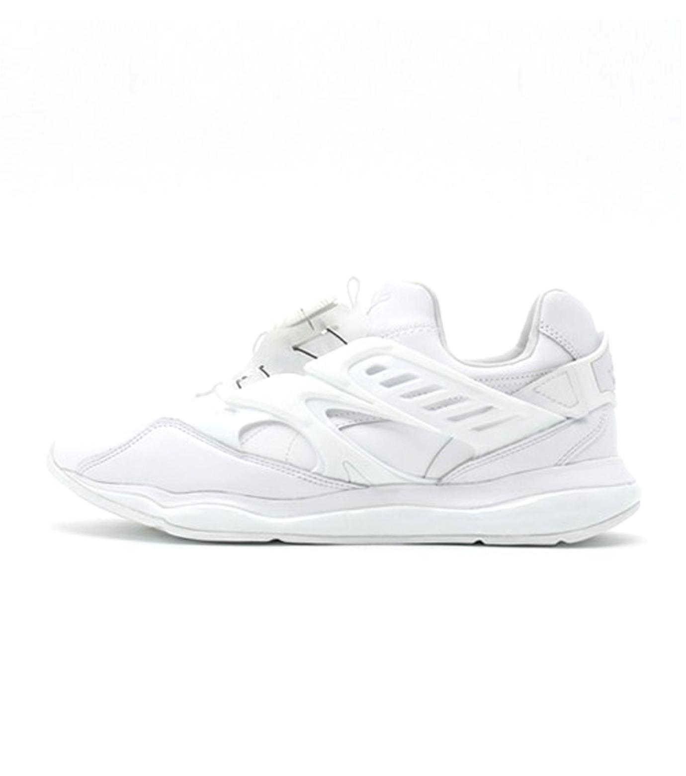 PUMA(プーマ)のDISC BLAZE CELL-WHITE(シューズ/shoes)-360078-4 拡大詳細画像1