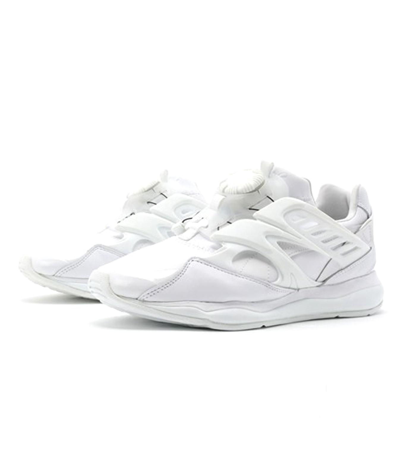 PUMA(プーマ)のDISC BLAZE CELL-WHITE(シューズ/shoes)-360078-4 拡大詳細画像3