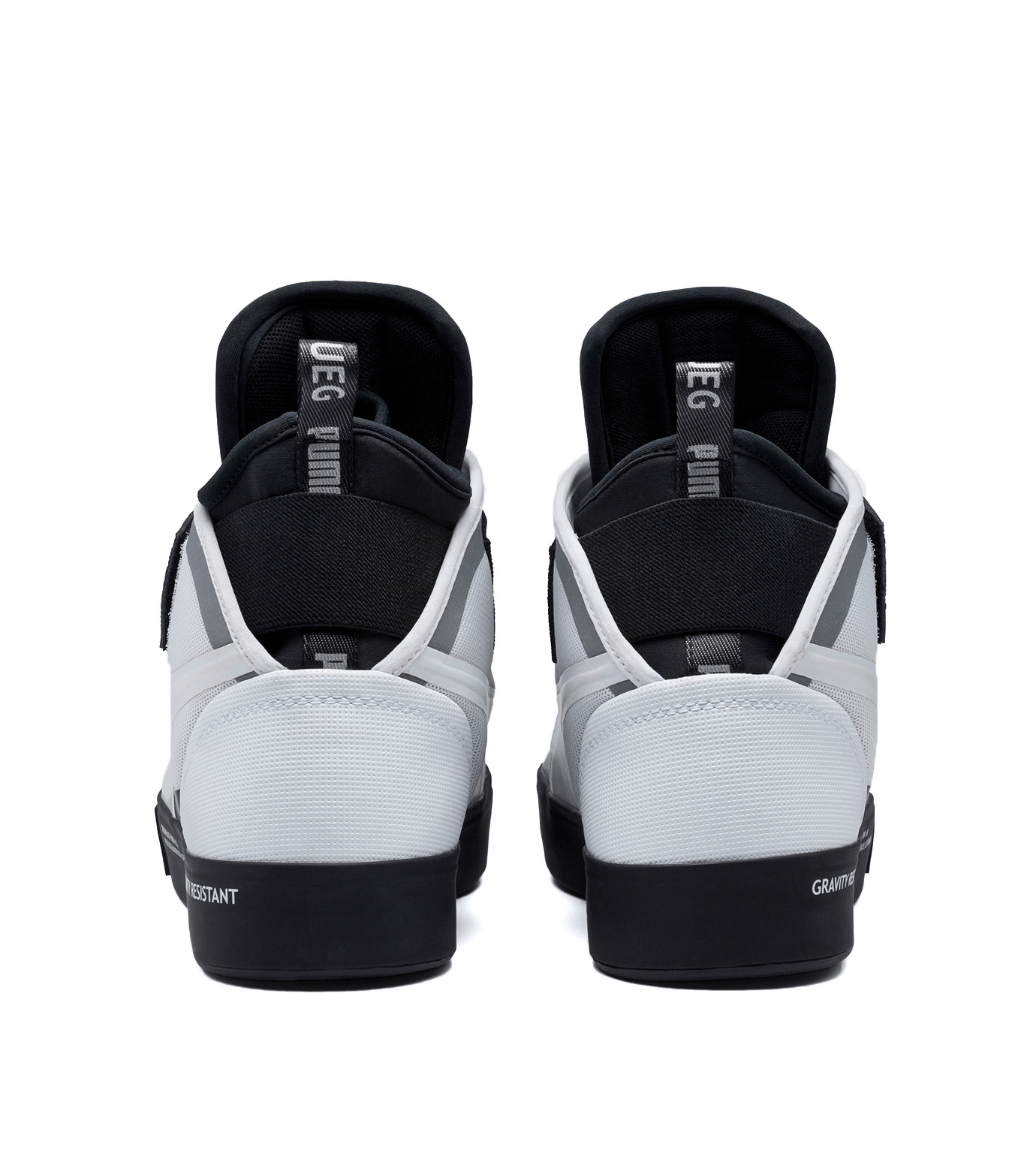 PUMA(プーマ)のCOURT PLAY X UEG-WHITE(シューズ/shoes)-361497-4 拡大詳細画像5