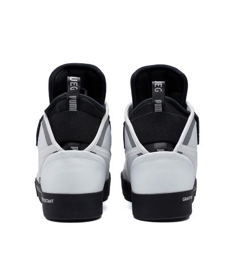 PUMA(プーマ)のCOURT PLAY X UEG-WHITE(シューズ/shoes)-361497-4 詳細画像5
