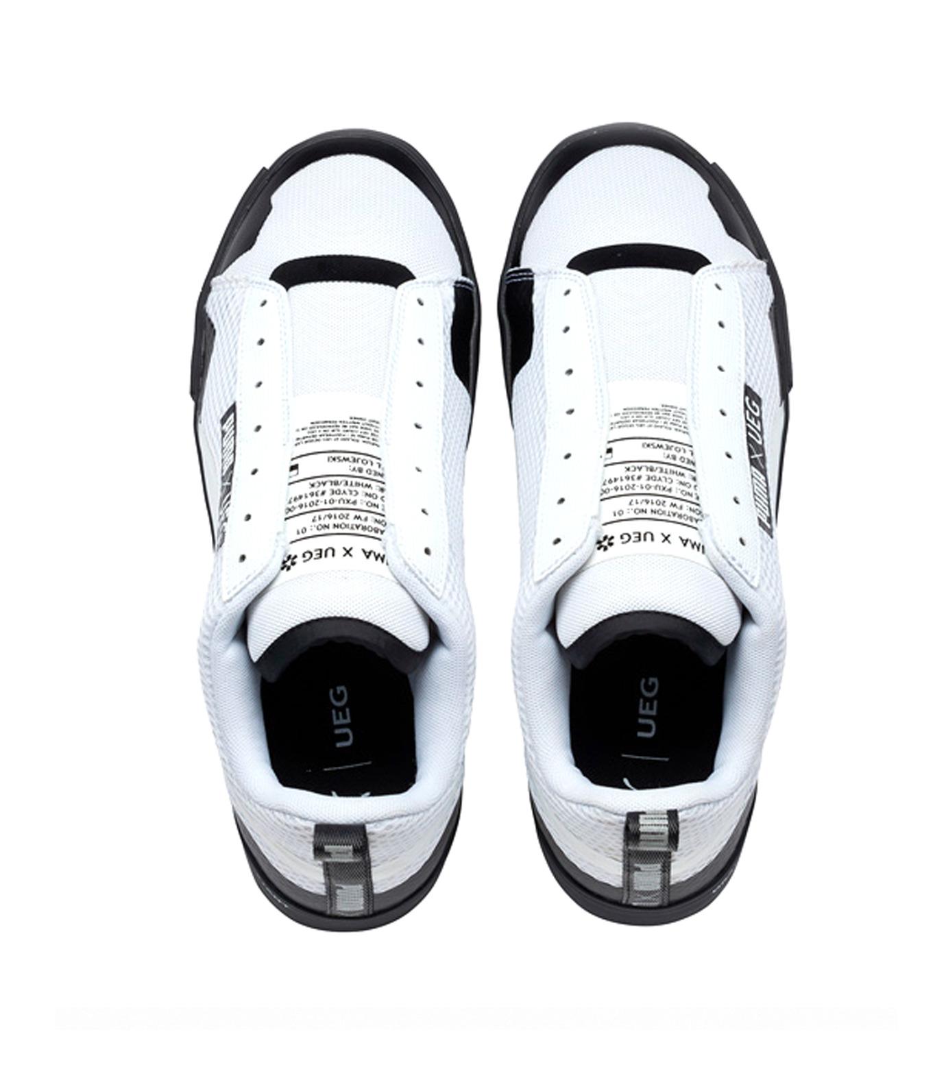 PUMA(プーマ)のCOURT PLAY SLIPON X UEG-WHITE(シューズ/shoes)-361637-4 拡大詳細画像3