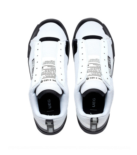 PUMA(プーマ)のCOURT PLAY SLIPON X UEG-WHITE(シューズ/shoes)-361637-4 詳細画像3