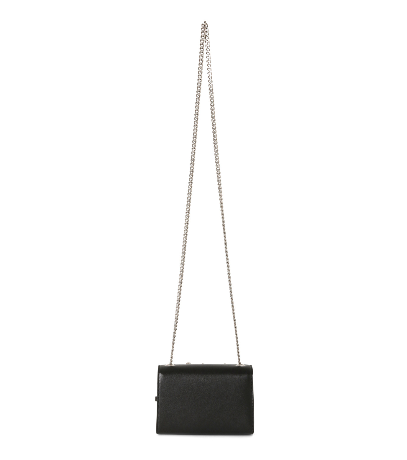 SAINT LAURENT(サンローラン)のSmall Kate Chain Bag w/Charms-BLACK(ショルダーバッグ/shoulder bag)-363832-CW7DX-13 拡大詳細画像3