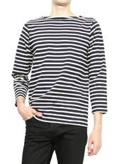 SAINT LAURENT Stripe Jersey Cut Sewn