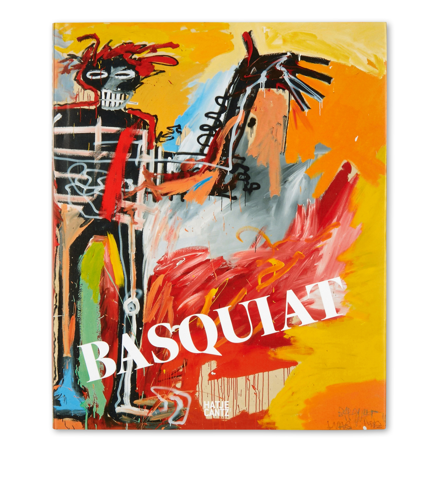 Book Ups(ブックアップス)のJean-Michel Basquiat-YELLOW-3775725934 拡大詳細画像1