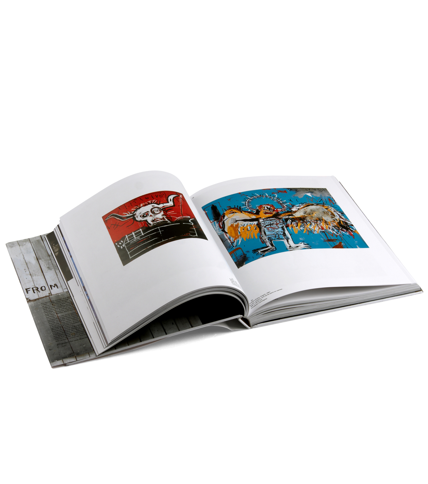 Book Ups(ブックアップス)のJean-Michel Basquiat-YELLOW-3775725934 拡大詳細画像2