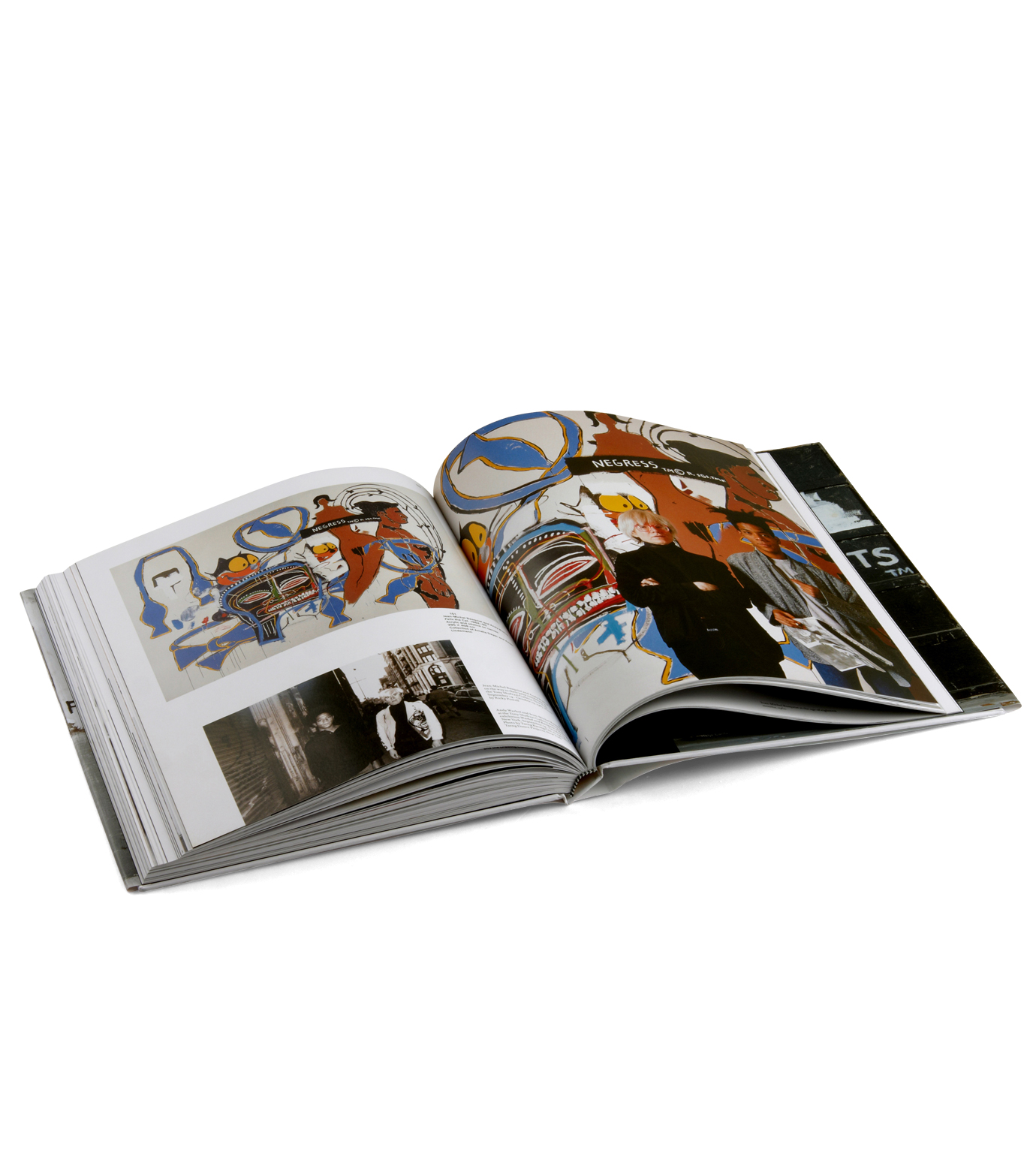 Book Ups(ブックアップス)のJean-Michel Basquiat-YELLOW-3775725934 拡大詳細画像4