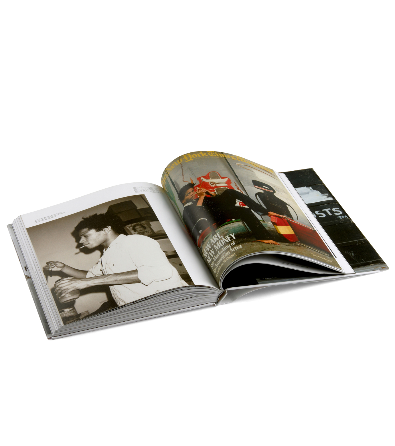 Book Ups(ブックアップス)のJean-Michel Basquiat-YELLOW-3775725934 拡大詳細画像5