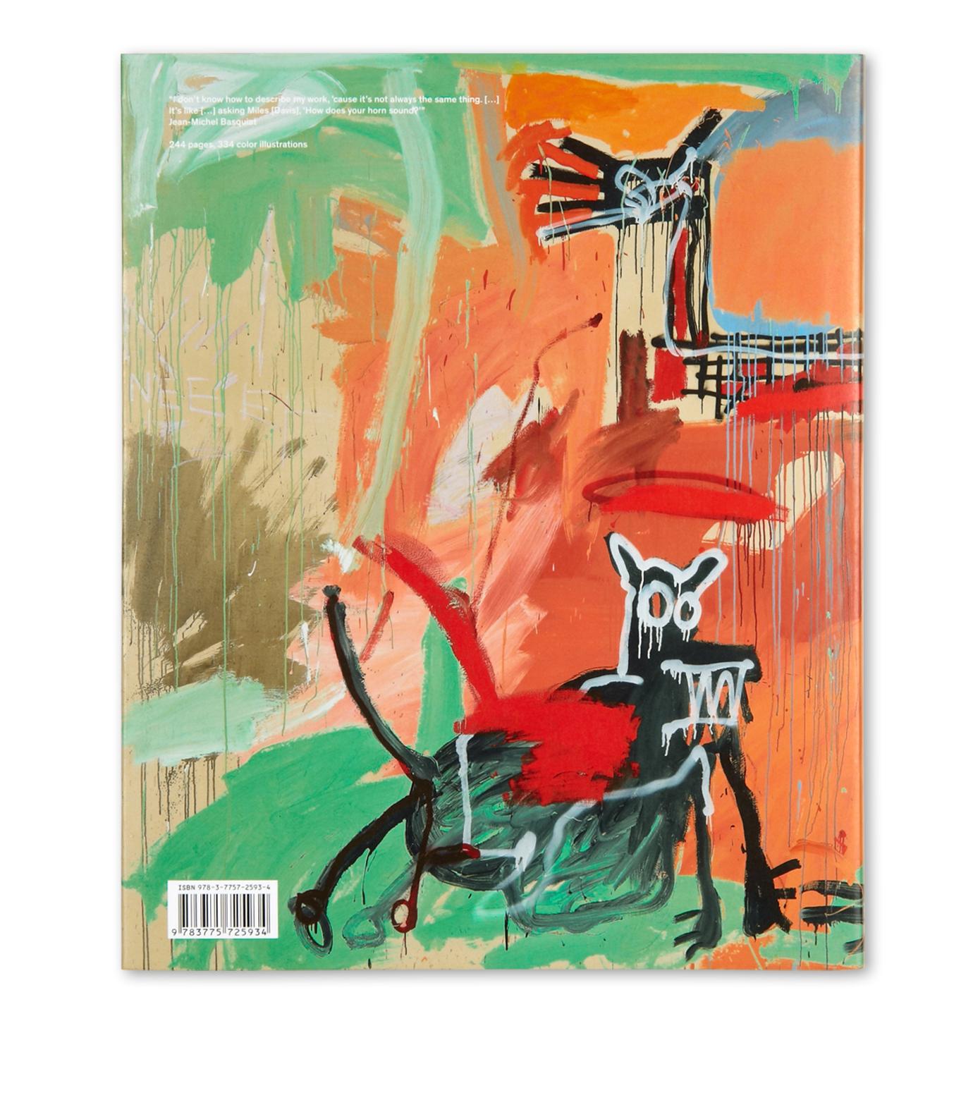 Book Ups(ブックアップス)のJean-Michel Basquiat-YELLOW-3775725934 拡大詳細画像6