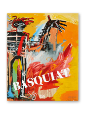 Book Ups Jean-Michel Basquiat