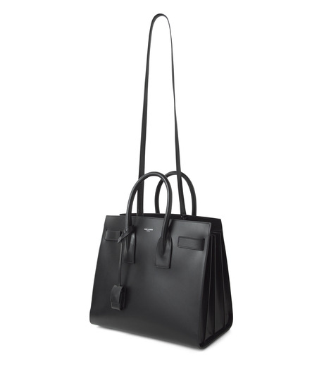 SAINT LAURENT(サンローラン)のSac de Jour Small Double Face-BLACK(ハンドバッグ/hand bag)-378299-BX62V-13 詳細画像2