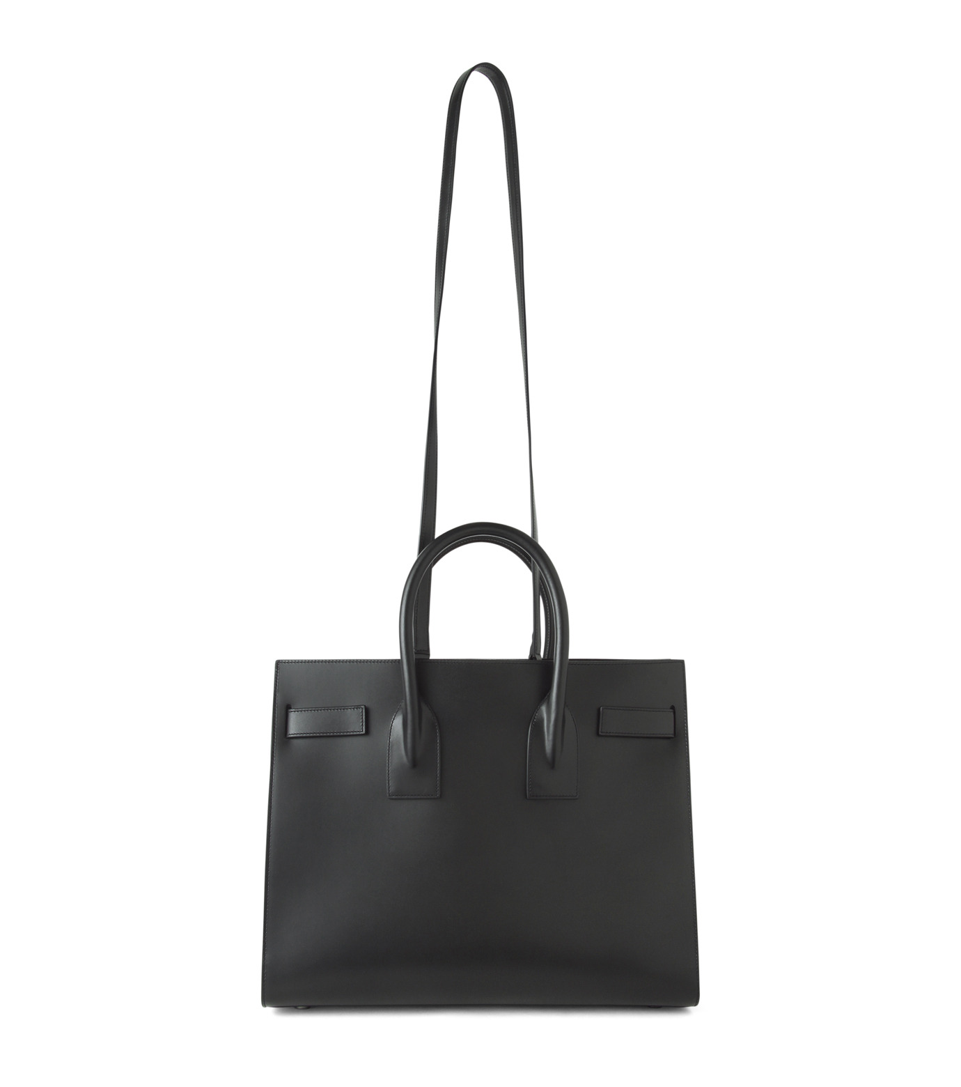 SAINT LAURENT(サンローラン)のSac de Jour Small Double Face-BLACK(ハンドバッグ/hand bag)-378299-BX62V-13 拡大詳細画像3