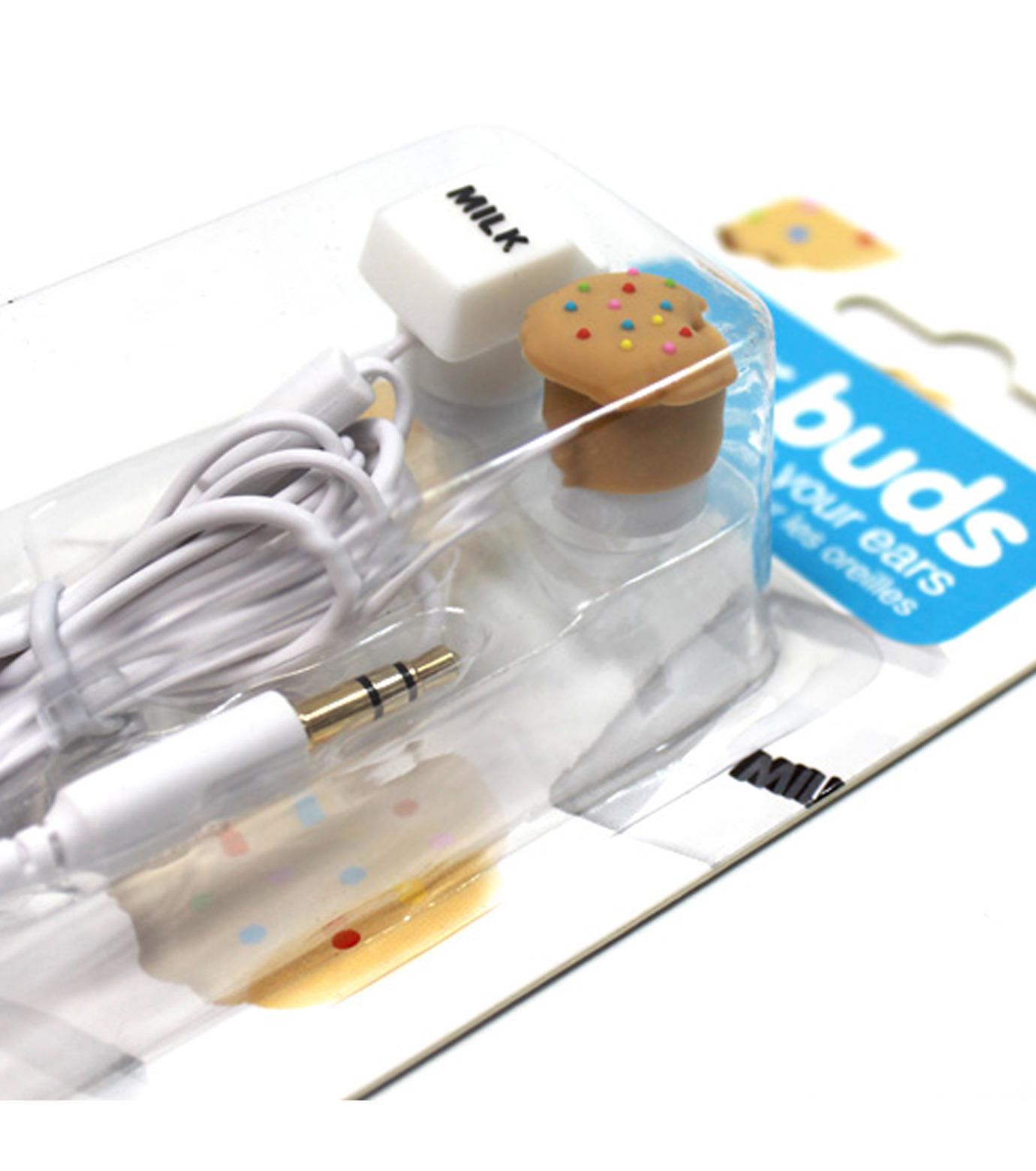 DCI(ディーシーアイ)のEarbuds Milk & Cookies-MULTI COLOUR(アザーズ/EARPHONE/others/EARPHONE)-38129-9 拡大詳細画像3