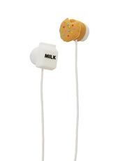 DCI Earbuds Milk & Cookies