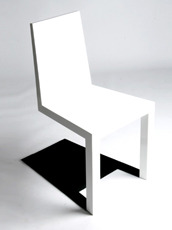 Duffy London Shadow Chair