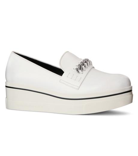 Stella McCartney(ステラマッカートニー)のBinx Sneaker-WHITE(スニーカー/sneaker)-392315-W0VE2-4 詳細画像1