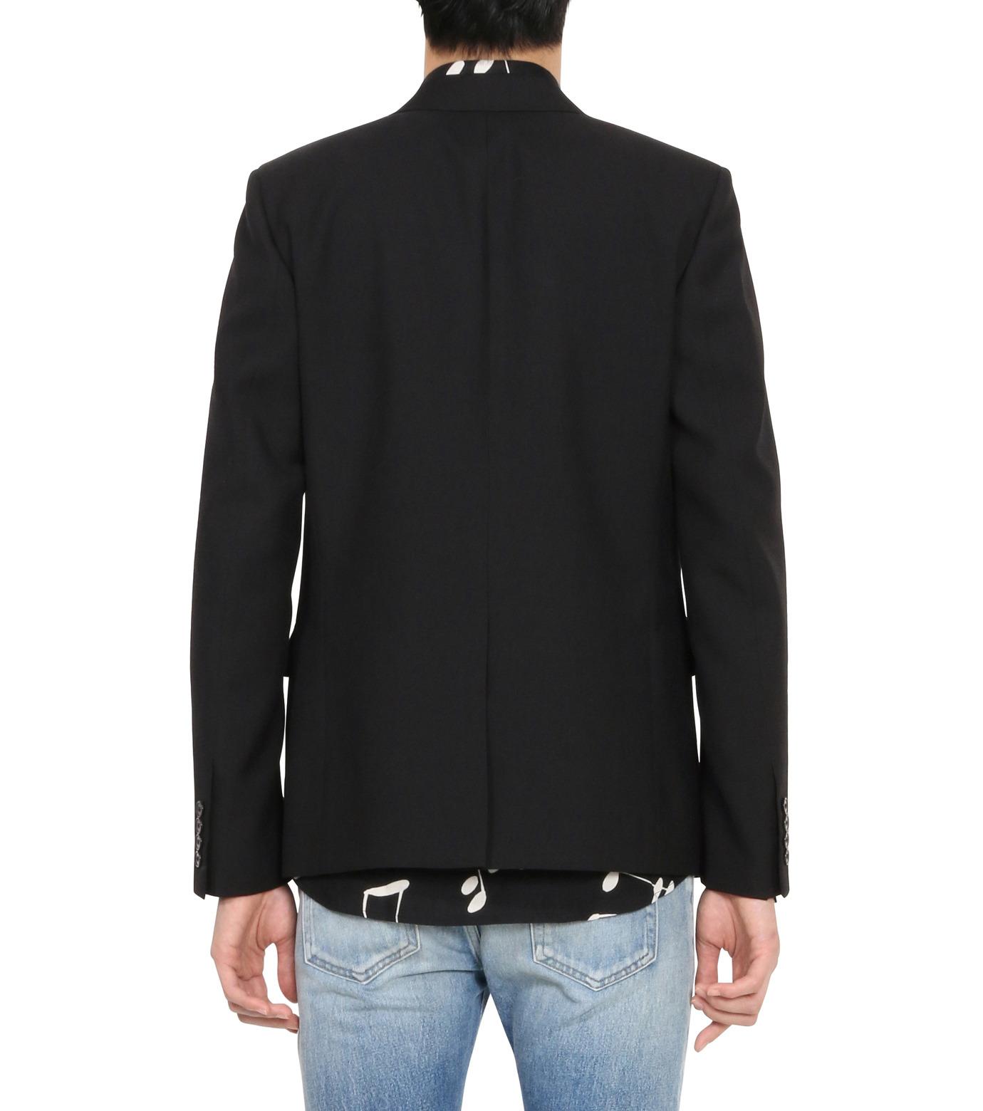 SAINT LAURENT(サンローラン)のStripe Jacket-BLACK(ジャケット/jacket)-394019-Y239W-13 拡大詳細画像2