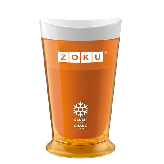 ZOKU(ゾク)のZOKU SLUSH&SHAKE MAKER-ORANGE-39417-61 詳細画像1