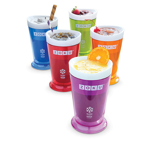 ZOKU(ゾク)のZOKU SLUSH&SHAKE MAKER-ORANGE-39417-61 詳細画像2
