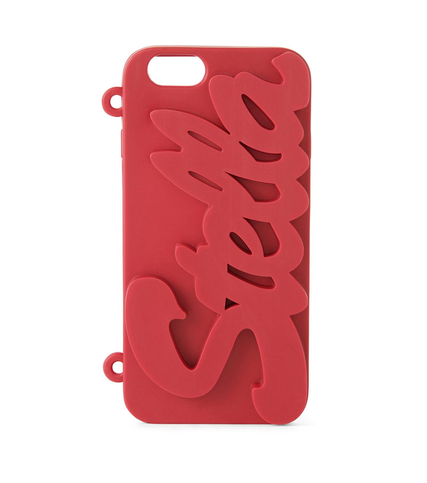 Stella McCartney(ステラマッカートニー)のiPhone6 Case Stella-PINK(ケースiphone6/6s/case iphone6/6s)-397935-W9589-72 拡大詳細画像1