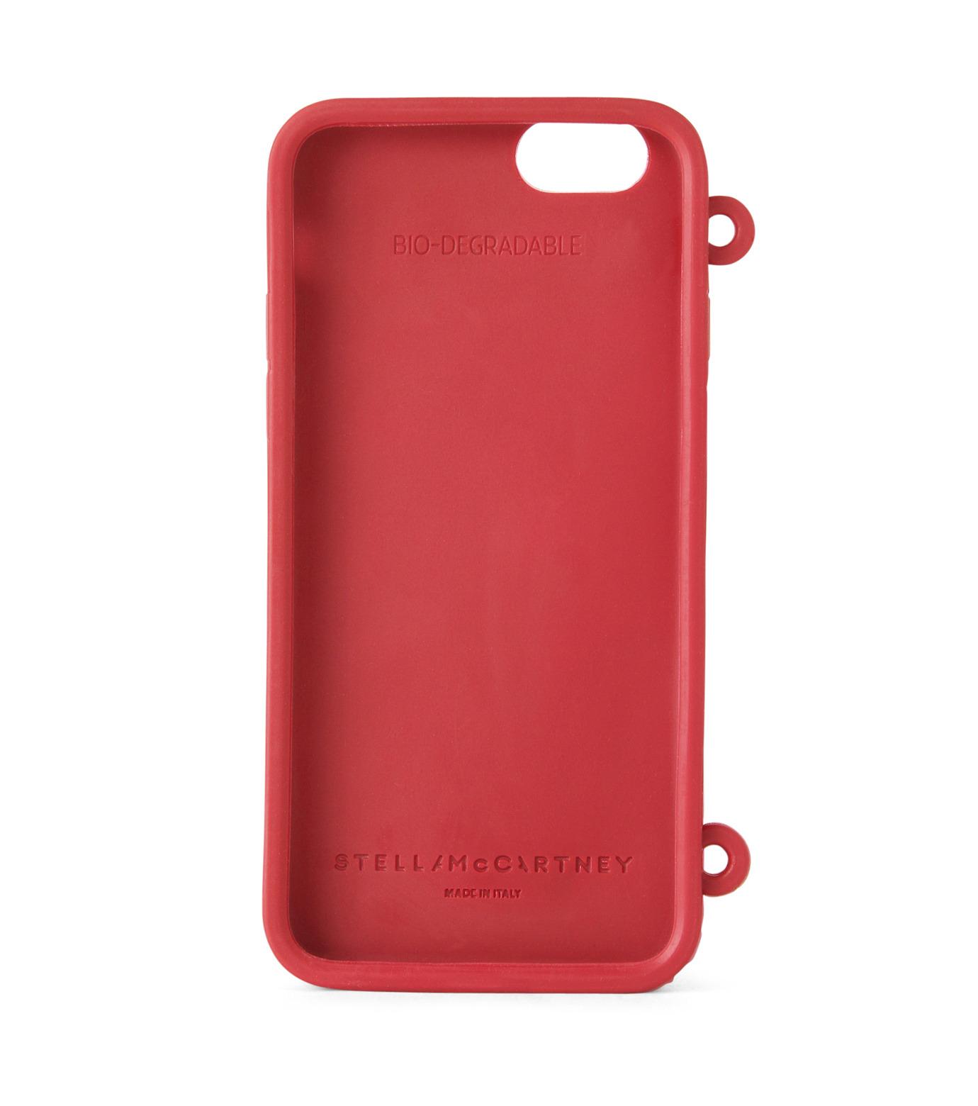 Stella McCartney(ステラマッカートニー)のiPhone6 Case Stella-PINK(ケースiphone6/6s/case iphone6/6s)-397935-W9589-72 拡大詳細画像2