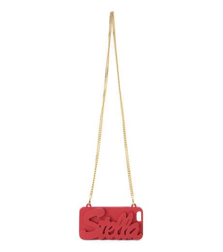 Stella McCartney(ステラマッカートニー)のiPhone6 Case Stella-PINK(ケースiphone6/6s/case iphone6/6s)-397935-W9589-72 詳細画像3
