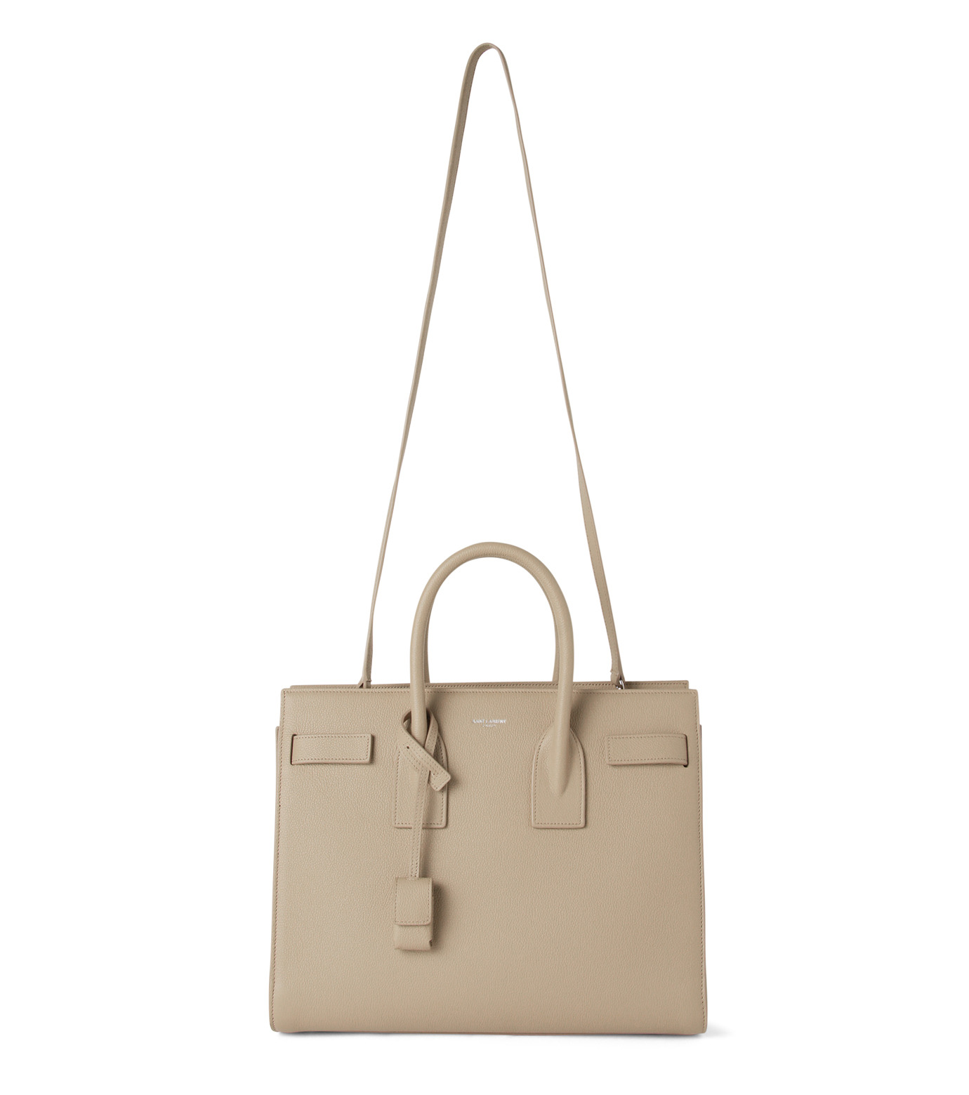 SAINT LAURENT(サンローラン)のSac de Jour Small-BEIGE(ハンドバッグ/hand bag)-398709-B680N-52 拡大詳細画像1