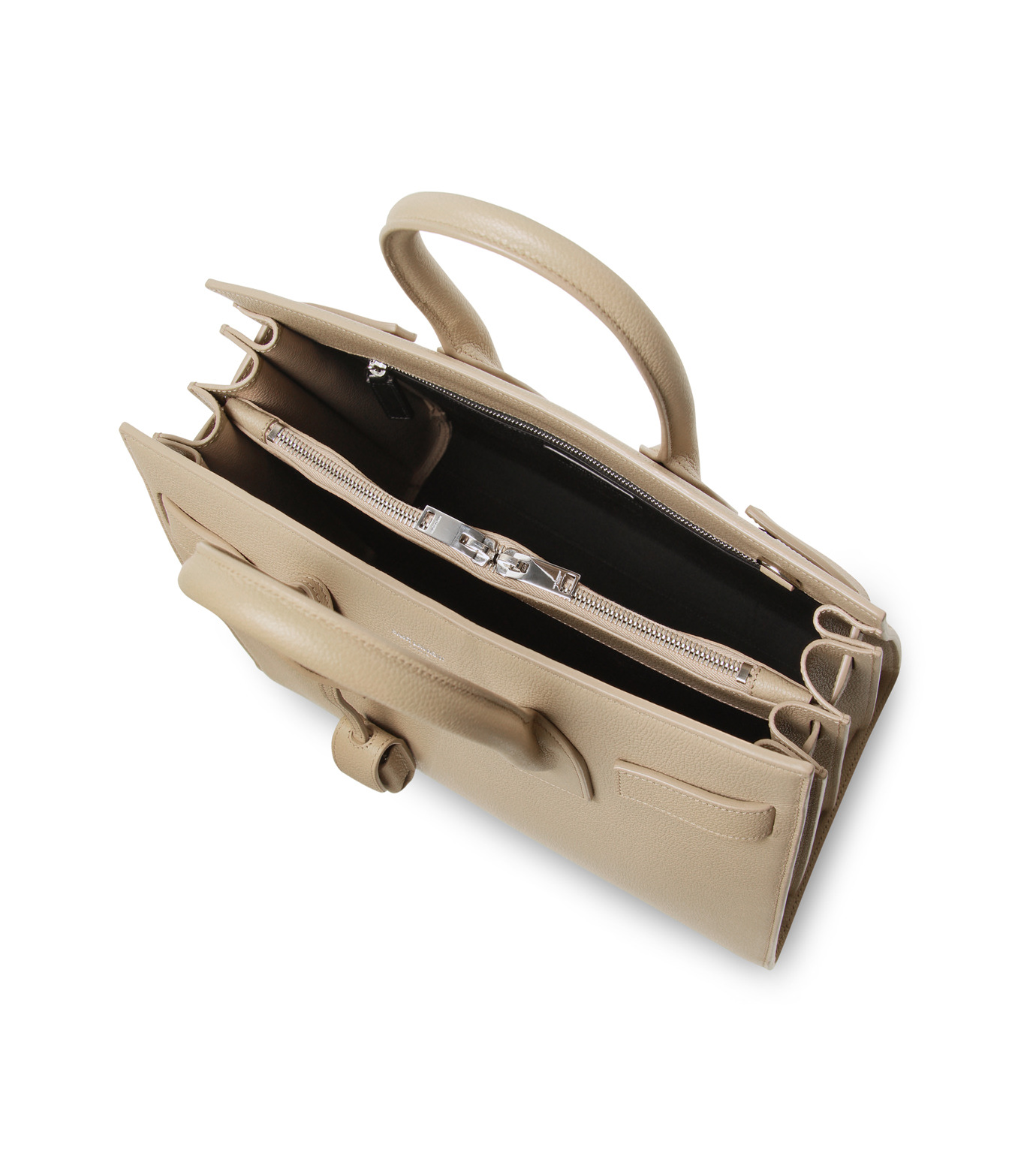 SAINT LAURENT(サンローラン)のSac de Jour Small-BEIGE(ハンドバッグ/hand bag)-398709-B680N-52 拡大詳細画像4