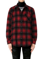 John Lawrence Sullivan Check Shirt