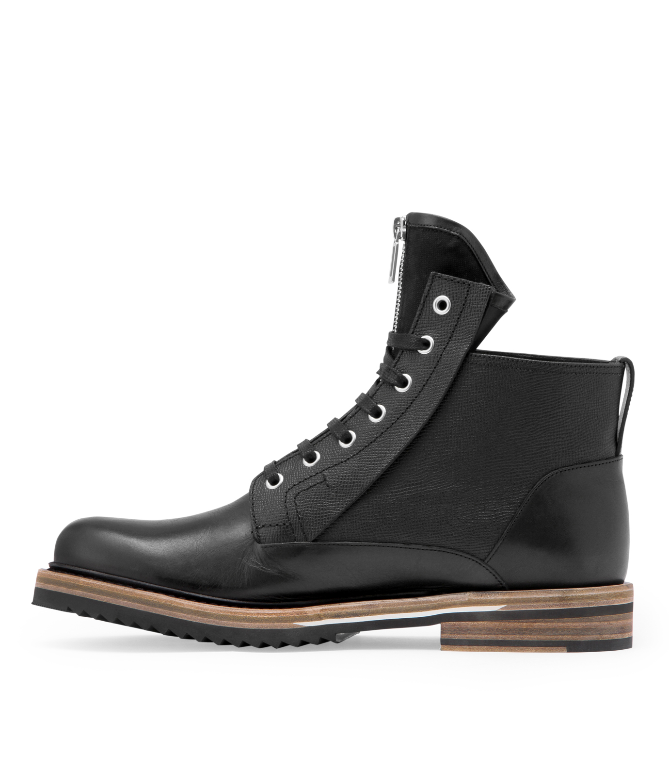 Dior Homme(ディオール オム)のCollection boots-BLACK-3BO080VDZ-13 拡大詳細画像2