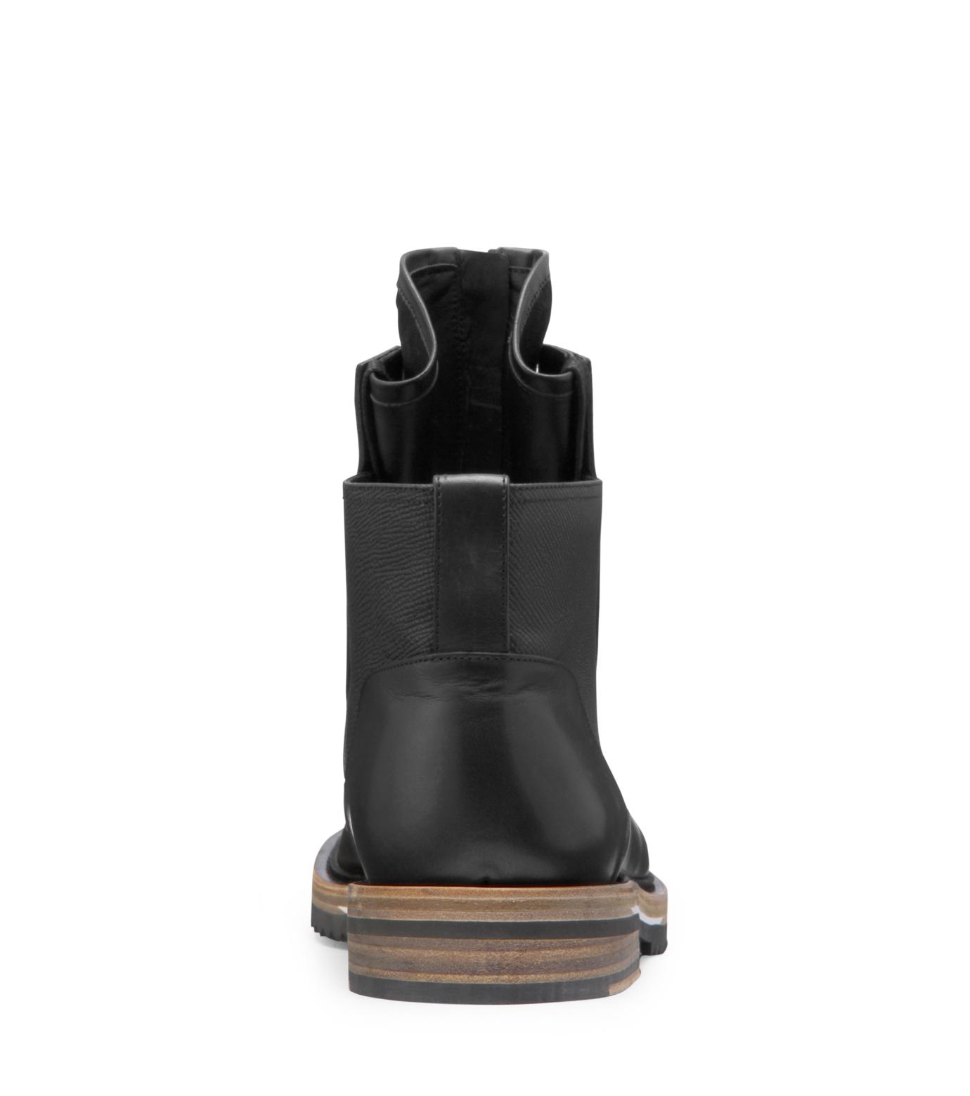 Dior Homme(ディオール オム)のCollection boots-BLACK-3BO080VDZ-13 拡大詳細画像3