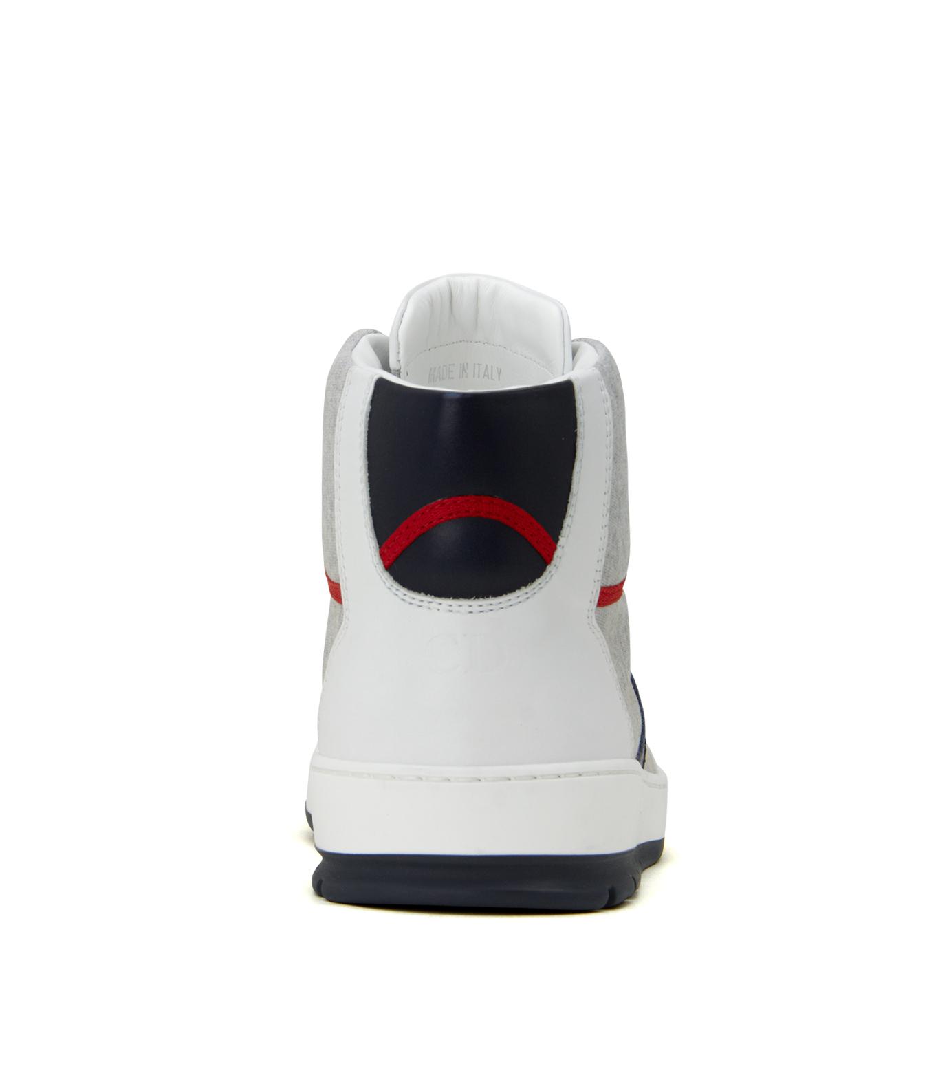 Dior Homme(ディオール オム)のSweat High Sneaker-WHITE-3SH007 拡大詳細画像3