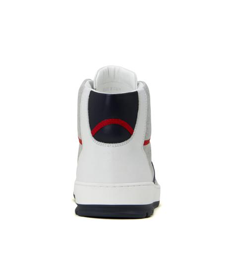 Dior Homme(ディオール オム)のSweat High Sneaker-WHITE-3SH007 詳細画像3