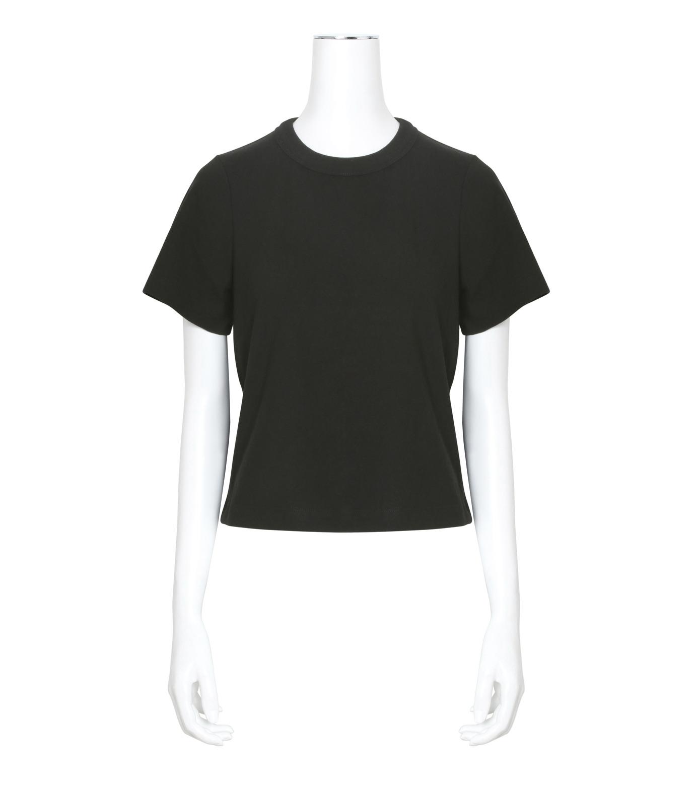 T by Alexander Wang(ティーバイ アレキサンダーワン)のHigh Twist Boy T-BLACK(カットソー/cut and sewn)-400221R17-13 拡大詳細画像1