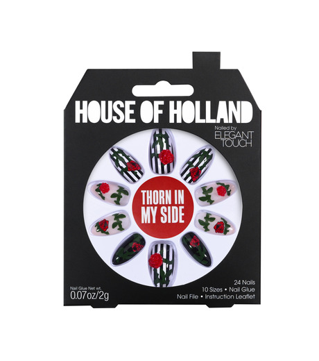 House of Holland(ハウス オブ ホーランド)のThorn in my Side-MULTI COLOUR(MAKE-UP/MAKE-UP)-4016242-9 詳細画像1