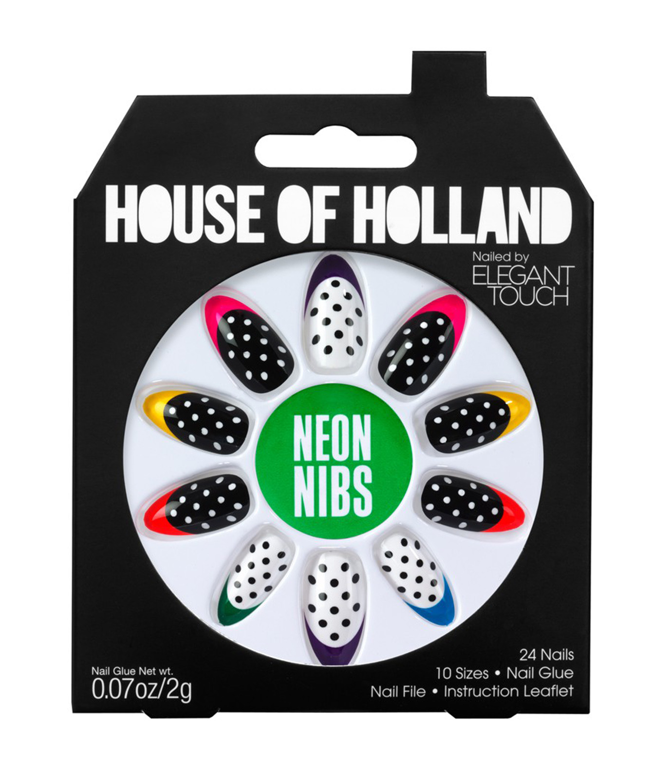 House of Holland(ハウス オブ ホーランド)のNeon Nibs-MULTI COLOUR(MAKE-UP/MAKE-UP)-4016254-9 拡大詳細画像2
