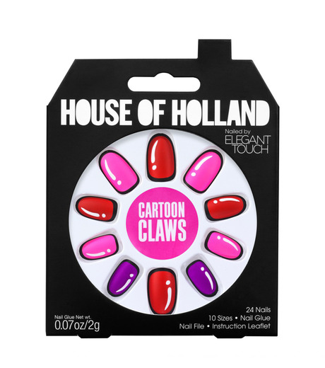House of Holland(ハウス オブ ホーランド)のCartoon Claws-MULTI COLOUR(MAKE-UP/MAKE-UP)-4016260-9 詳細画像2
