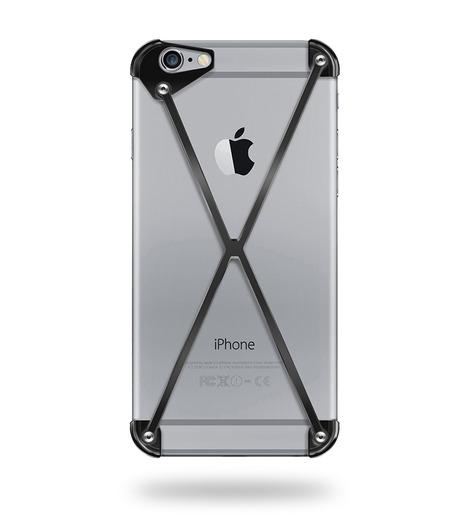 RADIUS(ラディウス)のRADIUS 6 PLUS All Slate-BLACK(ケースiphone6plus/6splus/case iphone6plus/6splus)-402202-AS-13 詳細画像1