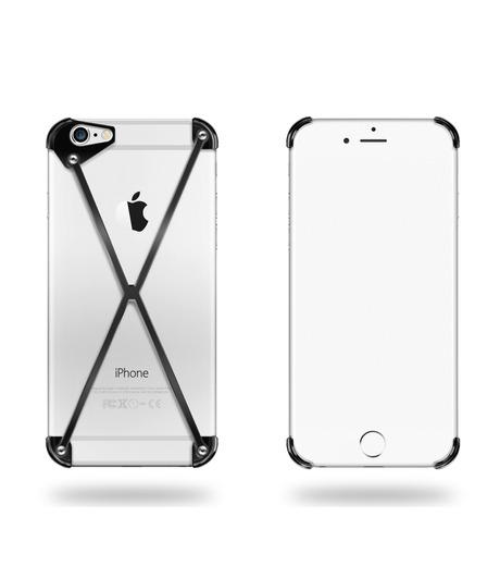 RADIUS(ラディウス)のRADIUS 6s PLUS All SlateX-BLACK(ケースiphone6plus/6splus/case iphone6plus/6splus)-402402-AS-13 詳細画像1